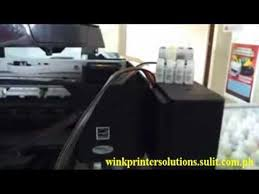 reset manual tx121 epson sx130 tx121 chipless ciss wink printer solutions youtube