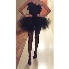 White Swan Halloween Costume Black Swan Costume Halloween Blackswan Halloweencostum