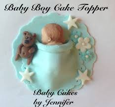 baby shower cake edible decorations