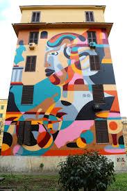 352 best reka one street artist images on pinterest urban art reka in rome wall art