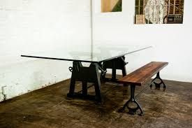 stunning industrial style dining room tables ideas home design