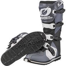 black dirt bike boots oneal rider eu motocross boots mx off road dirt bike atv racing
