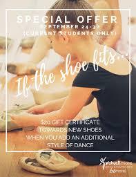 newsletter u2014 forevermore dance u0026 theatre arts
