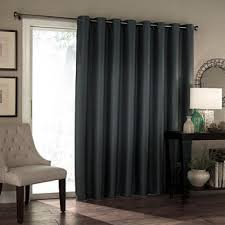 Tan And Blue Curtains Door Curtains U0026 Door Panels Jcpenney