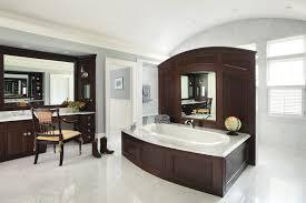 Fleur De Lis Home Decor Bathroom Bed Bath Modern Bathroom With Tile Flooring And Infinity Drain