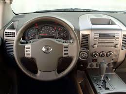 nissan van interior nissan titan 2004 picture 27 of 44