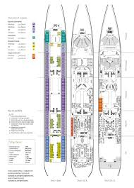 cunard u0027s queen mary 2 remastered deck plans june 2016