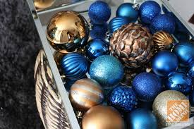 Blue Silver Christmas Tree Decorations Ideas by Christmas Tree Decorating Ideas Turquoise Blue U0026 Bronze