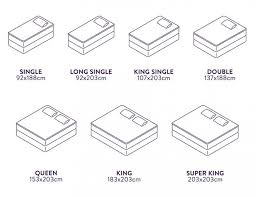 australian single mattress size bonsplans us