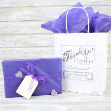 gift tissue gift wrapping pack including high quality tissue paper organza