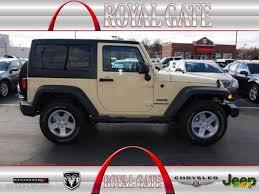 Jeep Wrangler Sport S Interior 2012 Sahara Tan Jeep Wrangler Sport S 4x4 78076172 Gtcarlot Com