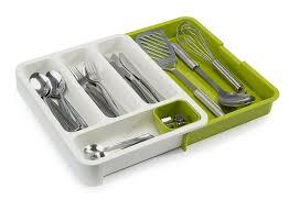 joseph joseph drawer store with cutlery tray grey grey amazon