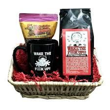coffee gift baskets gift basket