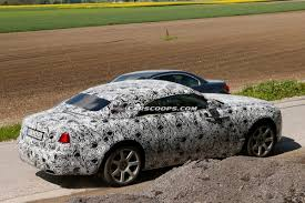 rolls royce wraith modified new open top rolls royce wraith drophead coupé spied for the first