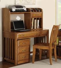 writing table with hutch bay writing desk hutch in oak finish by liberty furniture 719 ho111