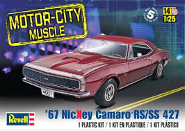 1967 camaro kit revell 1967 nickey chevrolet camaro rs ss 427