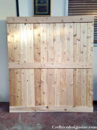 make an easy headboard slipcover bedrooms bedroom decorating step it on the headboard rukle barndoor with lights how to make a diy queen make
