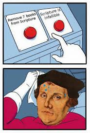 Martin Luther Memes - martin luther bible meme dust off the bible