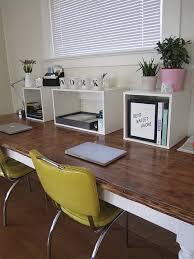 Pinterest Office Desk 20 Great Farmhouse Home Office Design Ideas Farmhouse Table