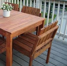 Wood Patio Furniture Plans 25 Unique Outdoor Furniture Plans Ideas On Pinterest