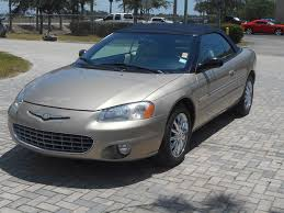 chrysler convertible in fort myers fl for sale used cars on