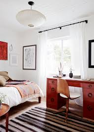 Cozy Guest Room And Office Relaxed Ranch House Tour On Coco
