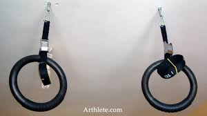 tutorial mount install gymnastics rings