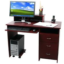 Superb Small Wooden Computer Desks Photos U2013 Navassist Me