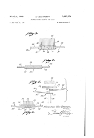 patent us2463834 plywood grain bin or the like google patents