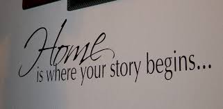 Home Is Quotes by Home Is Where Your Story Begins U2026