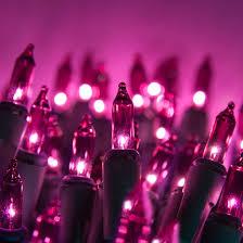 lights 50 purple tree mini lights 6