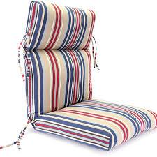 Highback Patio Chair Cushions Coral Coast Global 44 X 22 In Outdoor High Back Chair Cushion