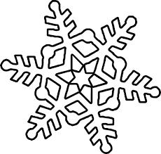 snowflakes coloring pages coloringsuite com
