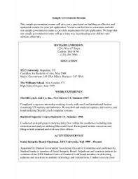 Simple Resume For Job by Examples Of Resumes Best Way To Format Your Resume Inside The 87