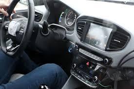 Hyundai Getz Interior Pictures Electric Trifector U2013 New Hyundai Ioniq With Ev Phev And Hybrid