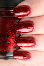 china glaze ruby pumps kerruticles