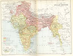 Ancient India Map Historical Maps Of India