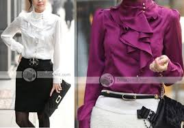 blouses for trendy ruffled blouses for they are on sale by stores
