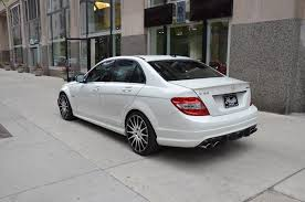 used mercedes c63 amg 2009 mercedes c class c63 amg stock gc1402b for sale near