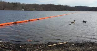 pompton lake prepped for a second summer of dredging
