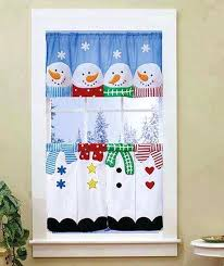 Blue Christmas Decorations At Walmart by Christmas Decorations Kitchen Curtains Walmart Christmas Kitchen