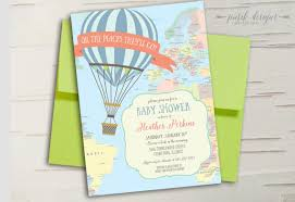 travel themed baby shower top 14 travel themed baby shower invitations 2017 thewhipper