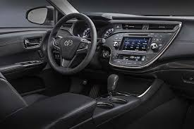 2001 Toyota Avalon Interior 2016 Toyota Camry Vs 2016 Toyota Avalon What U0027s The Difference