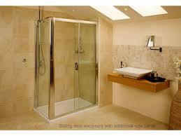 Roman Bathroom Accessories by Roman Embrace Frameless Shower Side Panel Uk Bathrooms
