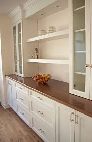 Best DIY Builtins Images On Pinterest Home Built Ins And - Dining room wall shelves