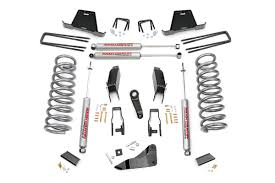 5in suspension lift kit for 11 12 dodge 4wd 2500 3500 ram