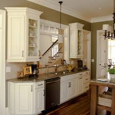White Stained Wood Kitchen Cabinets Orlando Cabinet Design With Pine Wood Kitchen Cabinet Material And
