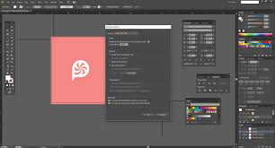 How To Design Your Business Card How To Design A Business Card In Adobe Illustrator Print Peppermint