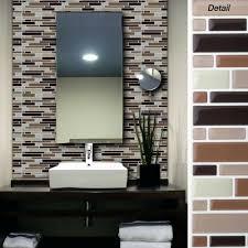 Kitchen Backsplash Peel And Stick Tiles Grande Stick Tiles Kitchen Backsplash Self Stick Plus Stick Tiles