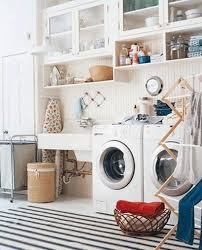 small laundry room shelving ideas